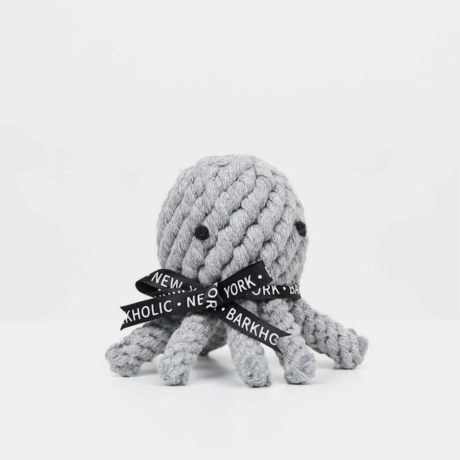 Rope toy - octopus